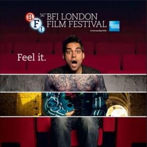 poster london film festival 2012